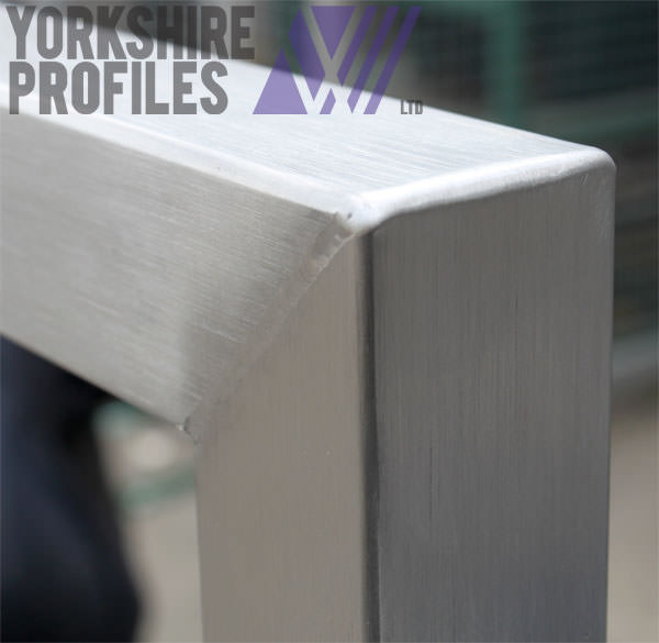 Stainless Steel Fabrication Yorkshire Profiles