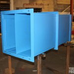 Steel container fabrication for renewable energy industry
