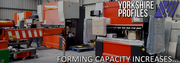 large scale forming capacity